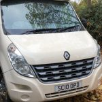Renault White Horsebox