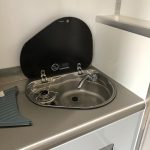 Hob and Sink in Worktop