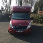 Red Horsebox
