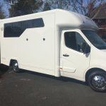 White Horsebox