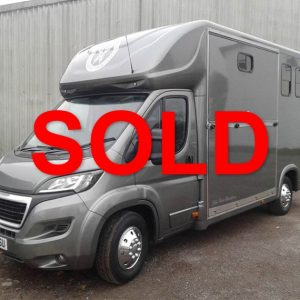 Peugeot Boxer Sold