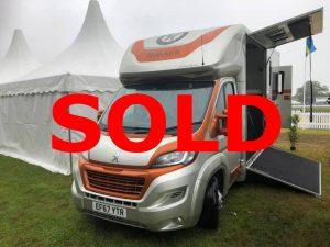 Peugeot Sold